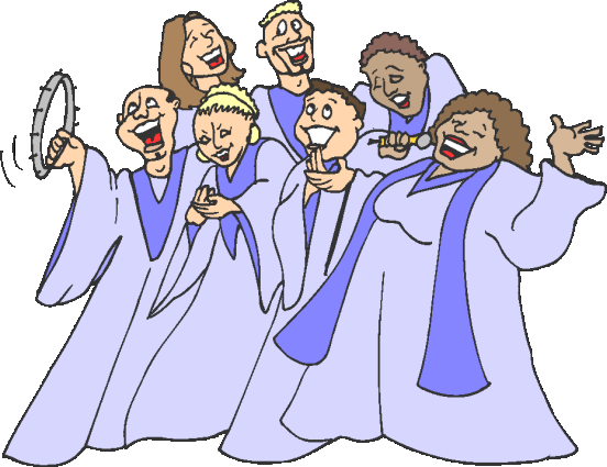 Free Gospel Singing Cliparts, Download Free Clip Art, Free.