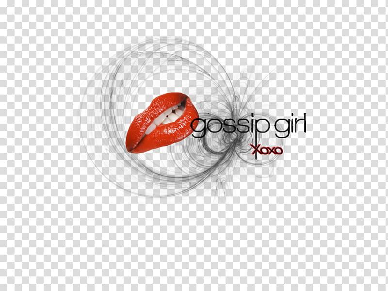 Gossip girl, Gossip Girl logo transparent background PNG.