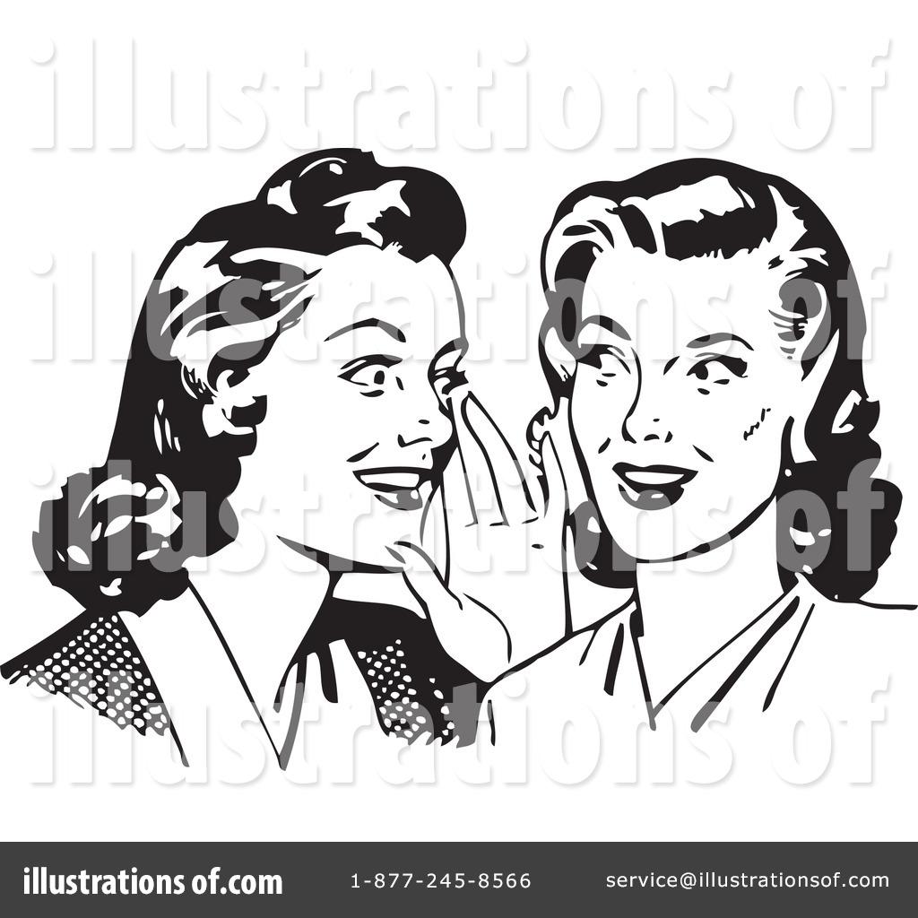 Gossip Clipart #210286.