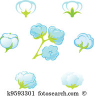Gossypium Clip Art and Illustration. 28 gossypium clipart vector.