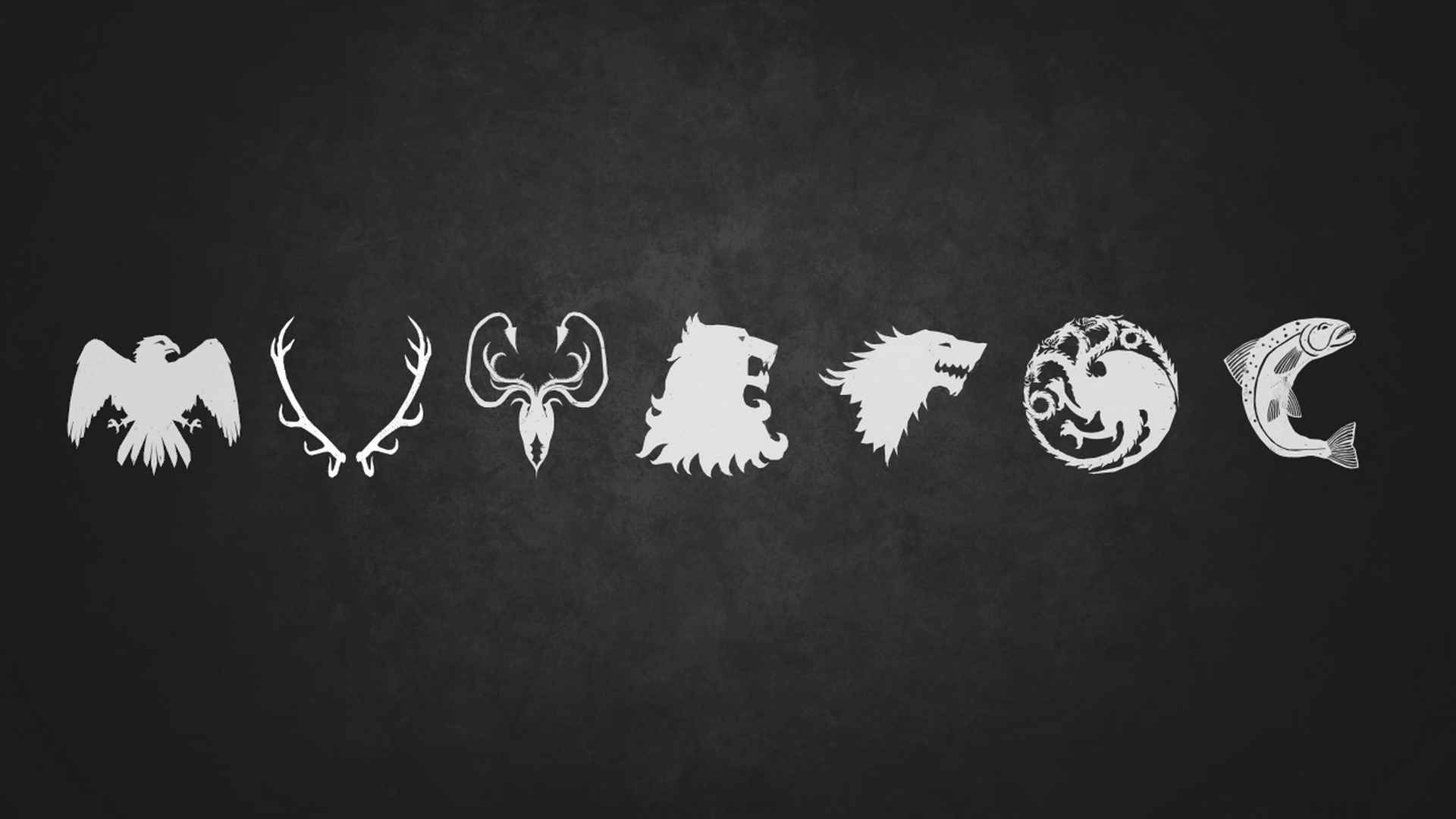 27+] Game Of Thrones Logo Wallpapers on WallpaperSafari.