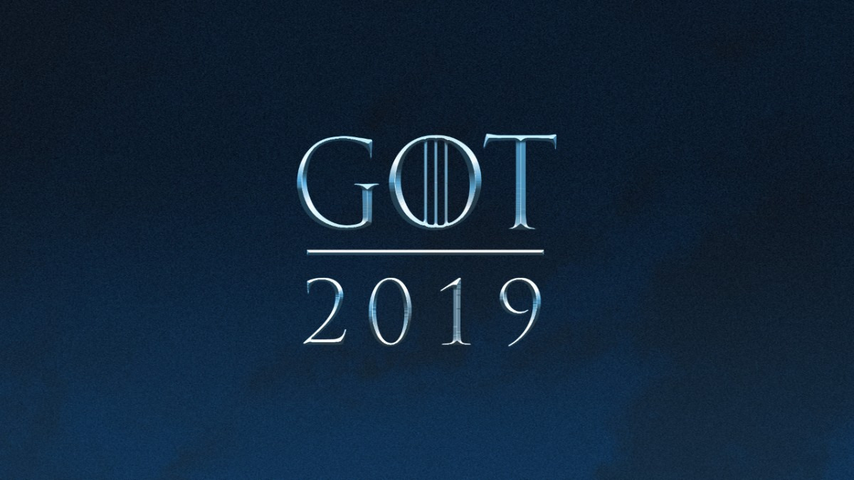 GOT 2019 Logo.