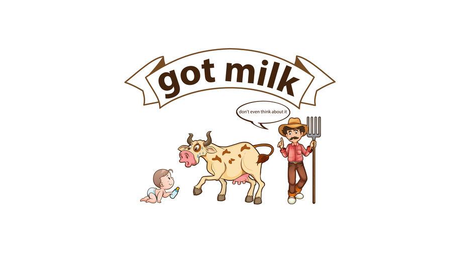 Entry #5 by neelakash825 for Got milk project.