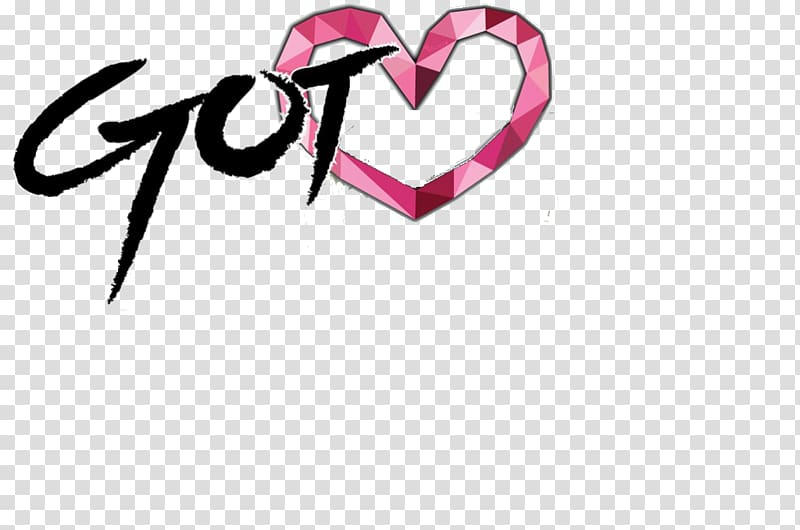 Got Love GOT7 A Music U Got Me, princess lace transparent.