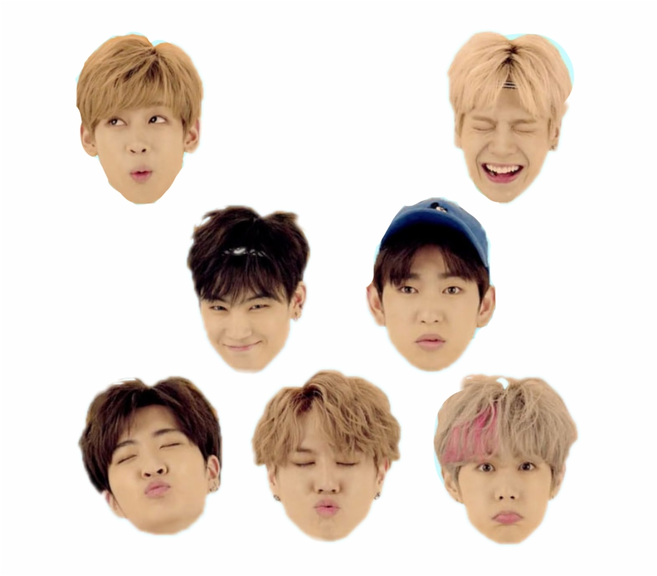Got Jacksongot Jinyoung Bambam Marktuan Youngjae Jb.