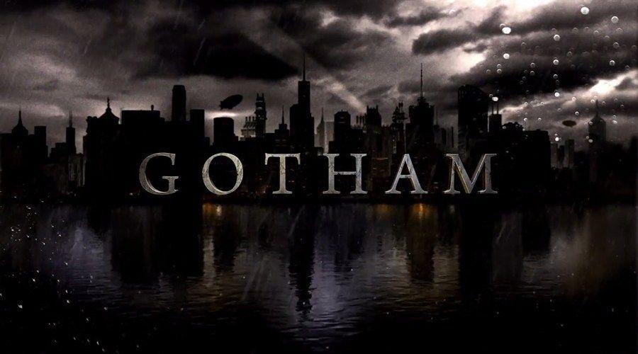 Gotham Logo.