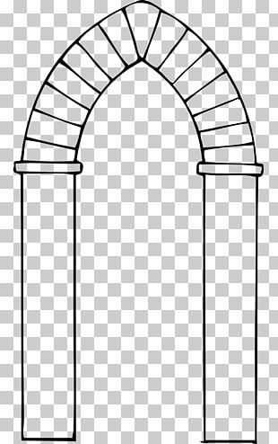 Gateway Arch , gothic window PNG clipart.