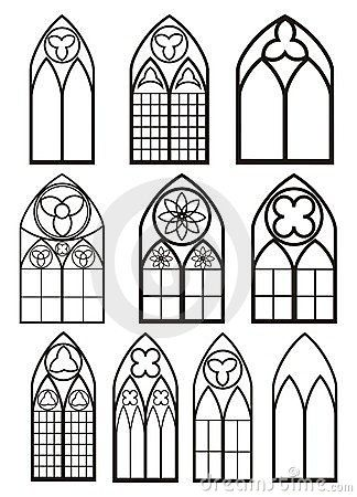 Upper gothic arch options..