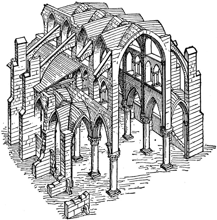 1000+ images about Gothic Architecture Diagrams on Pinterest.