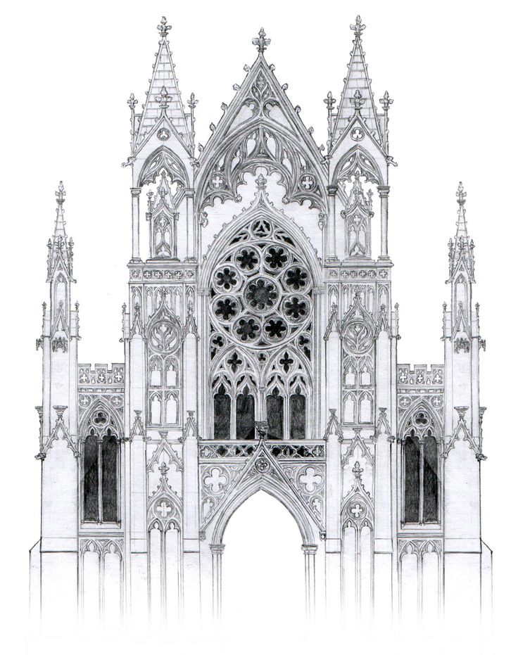 1000+ ideas about Gothic Architecture Drawing on Pinterest.