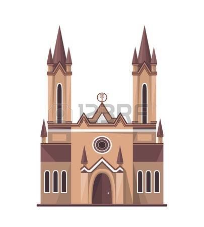 3,143 Gothic Architecture Stock Vector Illustration And Royalty.