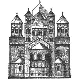 Clipart gothic architecture.