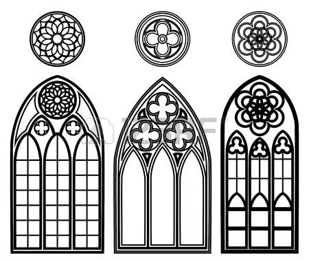Clipart gothic architecture.