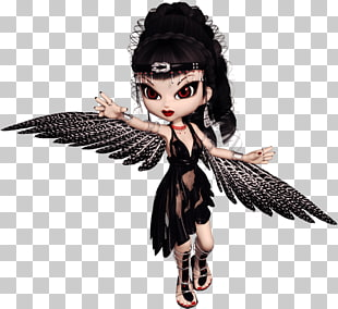 93 gothic Fairy PNG cliparts for free download.