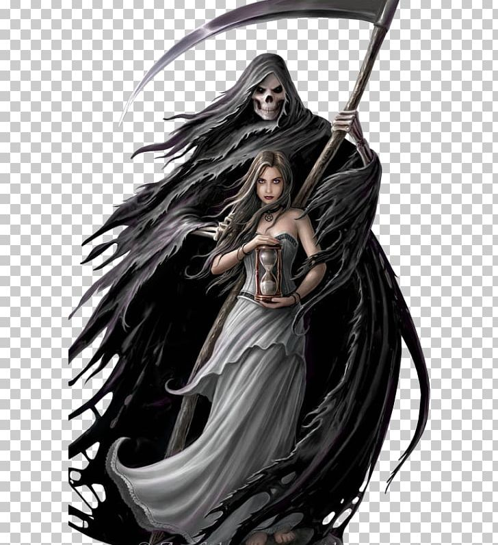 Download Free png Death Fairy Goth Subculture Gothic Art.