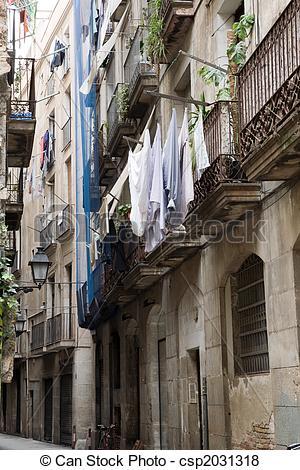 Pictures of Gothic Quarter.