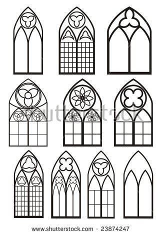 Vector arch gothic free vector download (180 Free vector) for.
