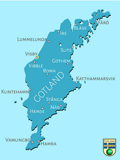 Gotland Clip Art, Vector Images & Illustrations.