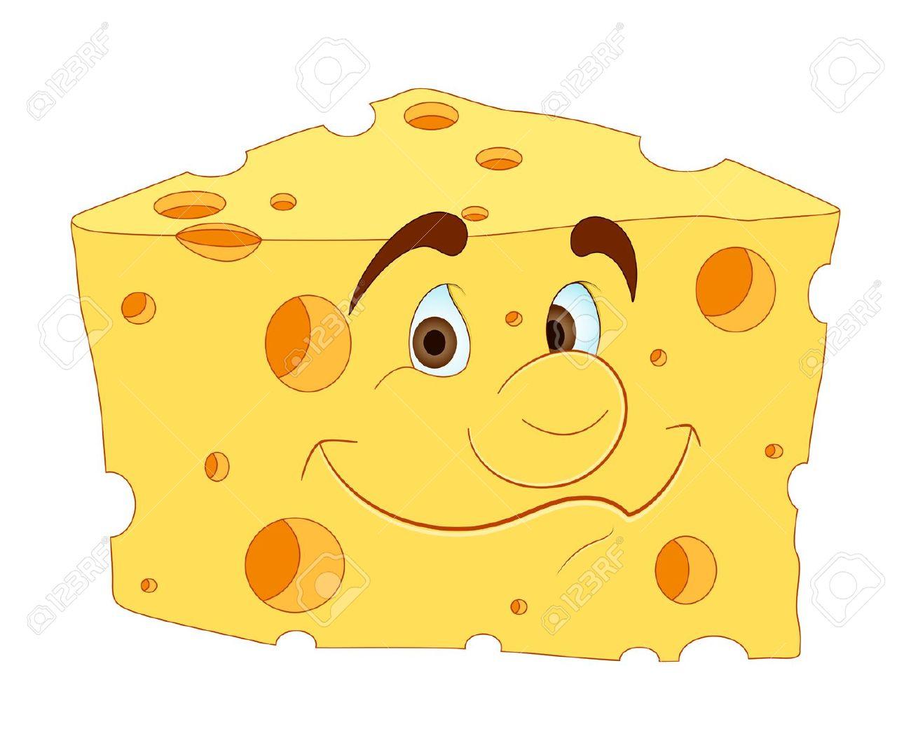 Cartoon Cheese Royalty Free Cliparts, Vectors, And Stock.