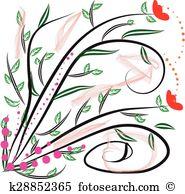 Gourami Clip Art and Illustration. 6 gourami clipart vector EPS.