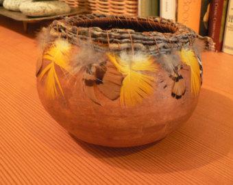 Southwest gourd.