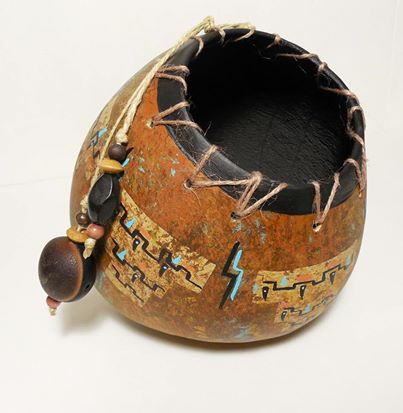 Conscious Art Studios : Artisan Crafted Gourd Art and Gourd Bowls.