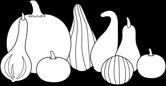 Gourd clip art.