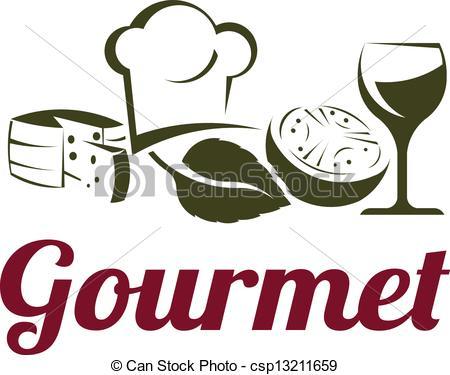 Gourmet 20clipart.