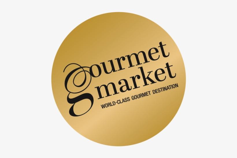 Gourmet Market Logo Png.