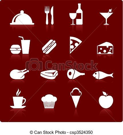 Clipart logo gourmet.