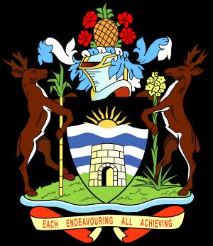 Gouverneur général d'Antigua.