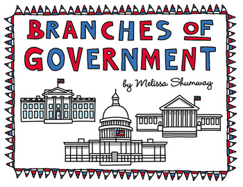 Branches Of Government Clipart.