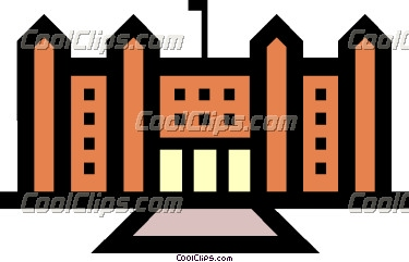 Government Buildings Clipart.
