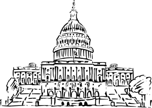 Government Clipart Black And White.