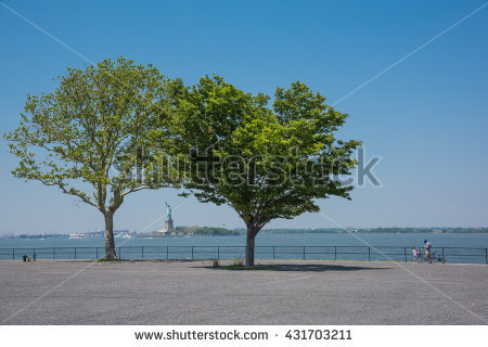 Governors Island Stock Photos, Royalty.
