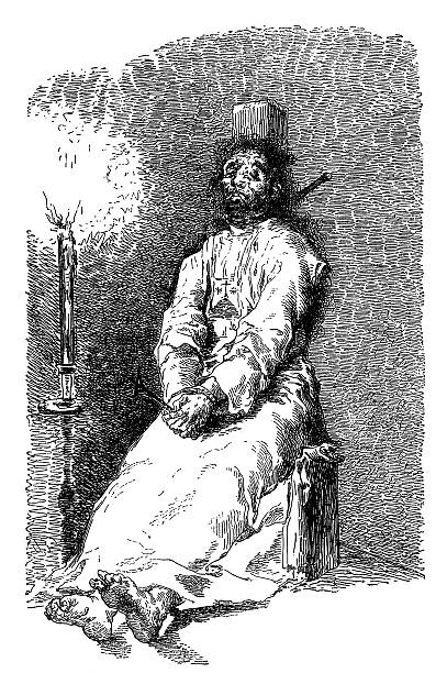 Garrote By Goya Clip Art, Vector Images & Illustrations.
