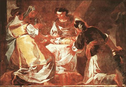 Free Nativity Clipart.
