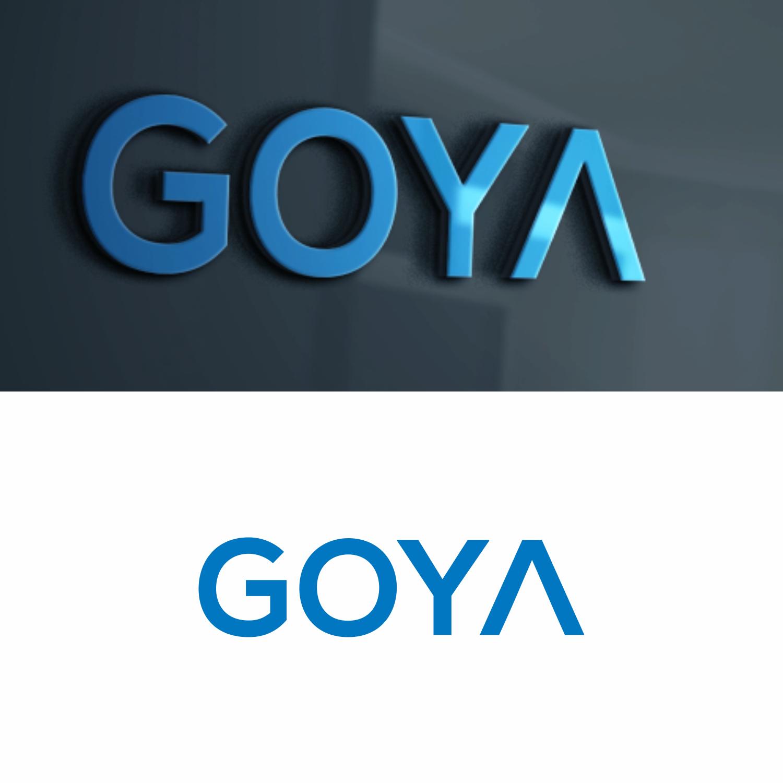 Bold, Modern Logo Design for Goya by hartono 3.