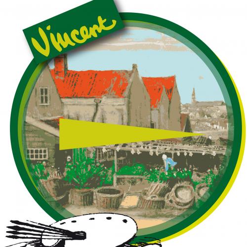 Vincent van Gogh Den Haag Scheveningen experience.