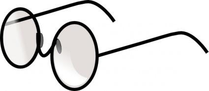 Sunglasses Clip Art Black And White.