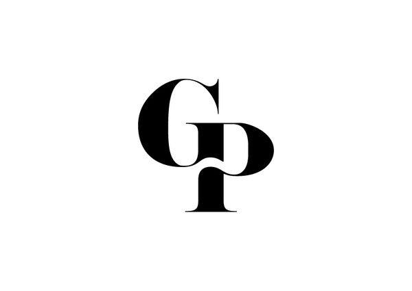 Logo / monogram / G P.