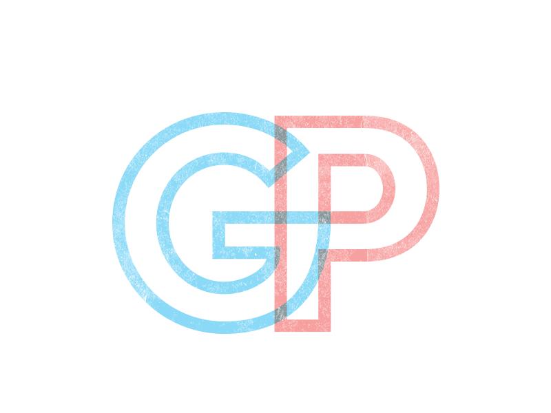 GP Logo 2016 by George Penston on Dribbble.