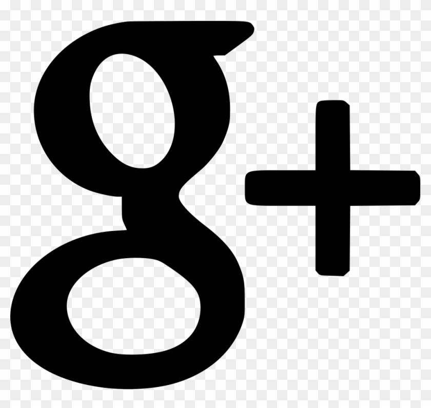 Google Plus Icon White Png.