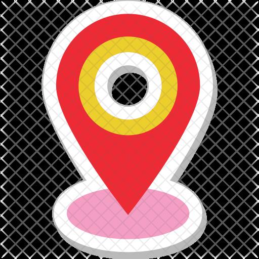GPS Icon.