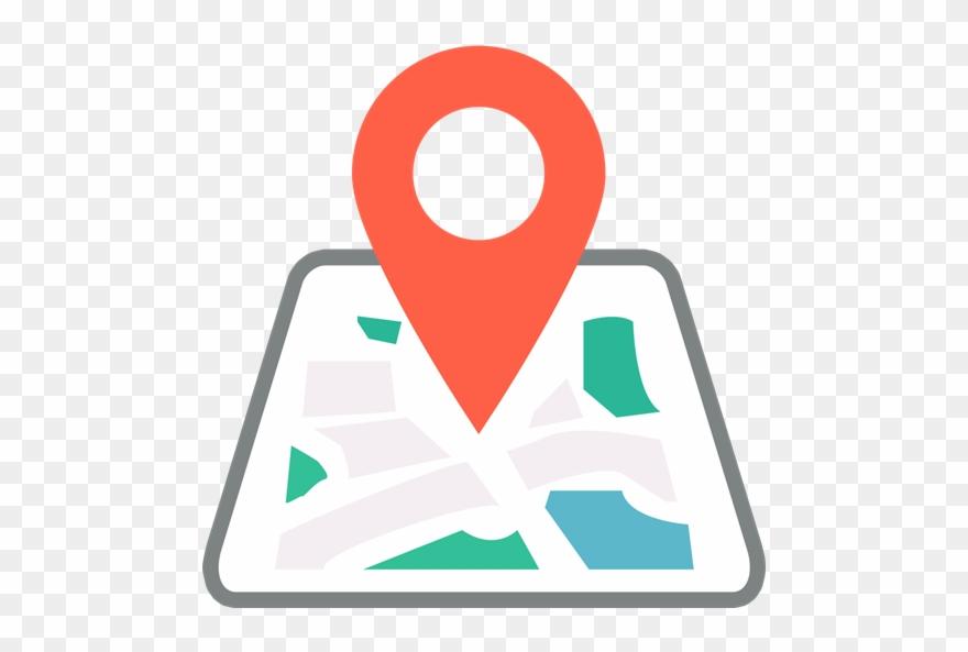 Location Clipart Gps Tracker.