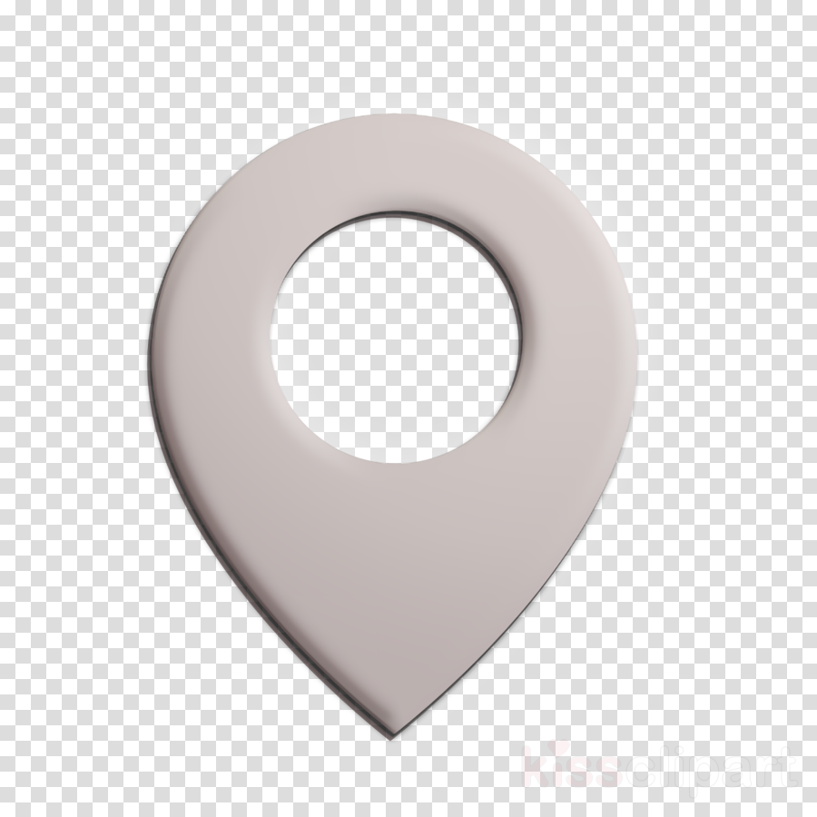 checkin icon gps icon location icon clipart.
