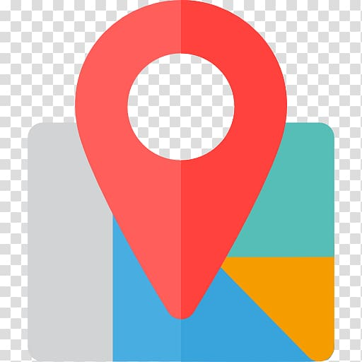 Google Map icon, Gps Location Icon transparent background.