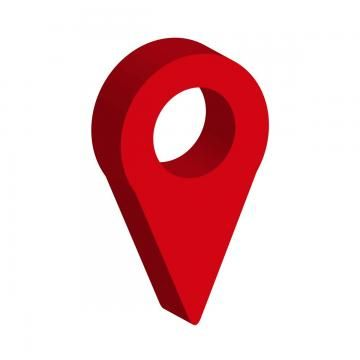 Location Pin Icon, Icon, Pointer, Pin PNG and Vector with.