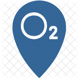 Oxygen, Gps, Point, Location, Place Icon.
