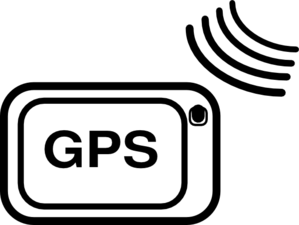 Gps receiver clipart.